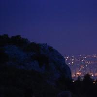 Sortie nocturne sous la lune et les étoiles Toulon le Faron