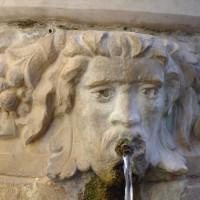 Les fontaines du centre de Toulon