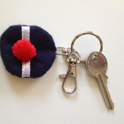 Porte-clés en vente à l'Office de Tourisme de Toulon