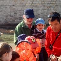 Sortie guidée pour les enfants à Toulon bord de mer