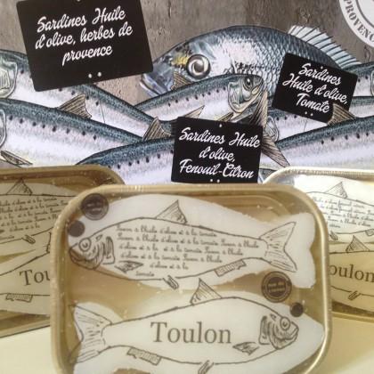 Savons de Toulon