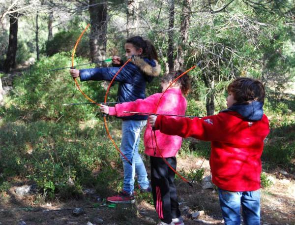 Sortie guidée pour les enfants à Toulon au Faron