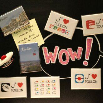 boutique en ligne souvenirs Toulon