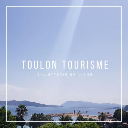 toulon tourisme billetterie en ligne