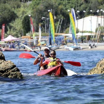Louez votre kayak au YCT !
