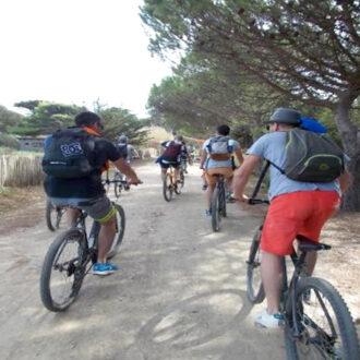 Antifébr'île : la sortie vélo à Porquerolles !
