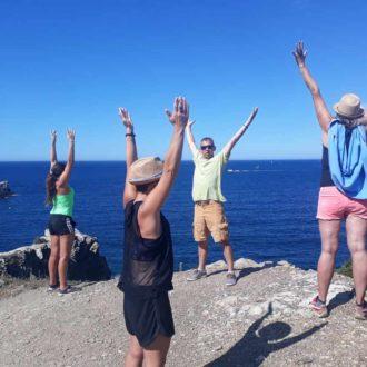 Sophro-balade dans Toulon Provence Méditerranée Giens