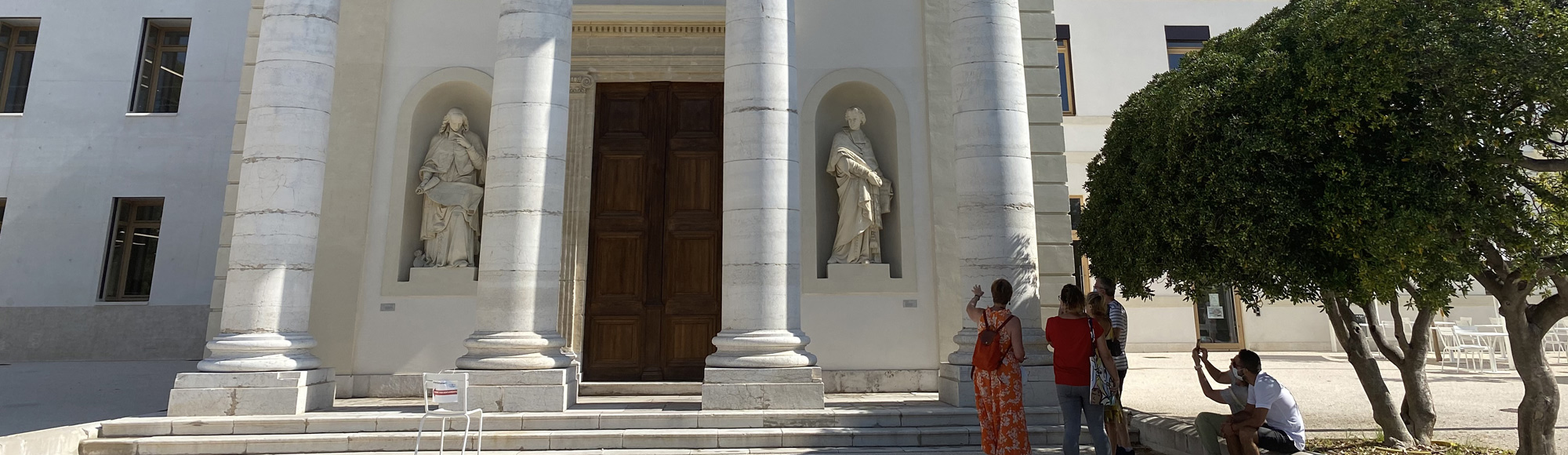 Autour de Chalucet, les débuts de la vie moderne à Toulon