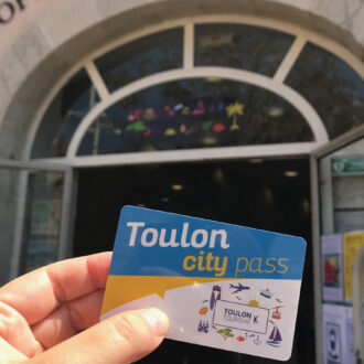 Toulon City Pass : le sésame indispensable de vos vacances