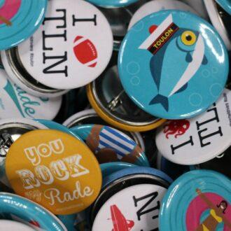 Badges Off Toulon