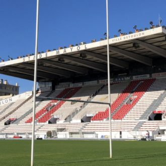 visite stade mayol toulon